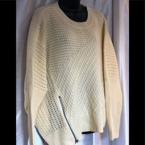 Cream Cozy Sweater